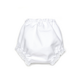 White piqué bloomers