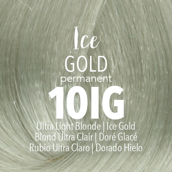 Permanent Ice Gold