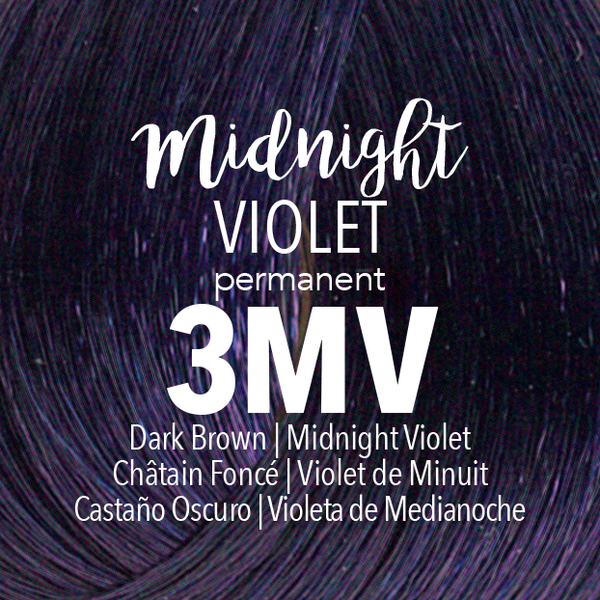 Permanent Midnight Violet