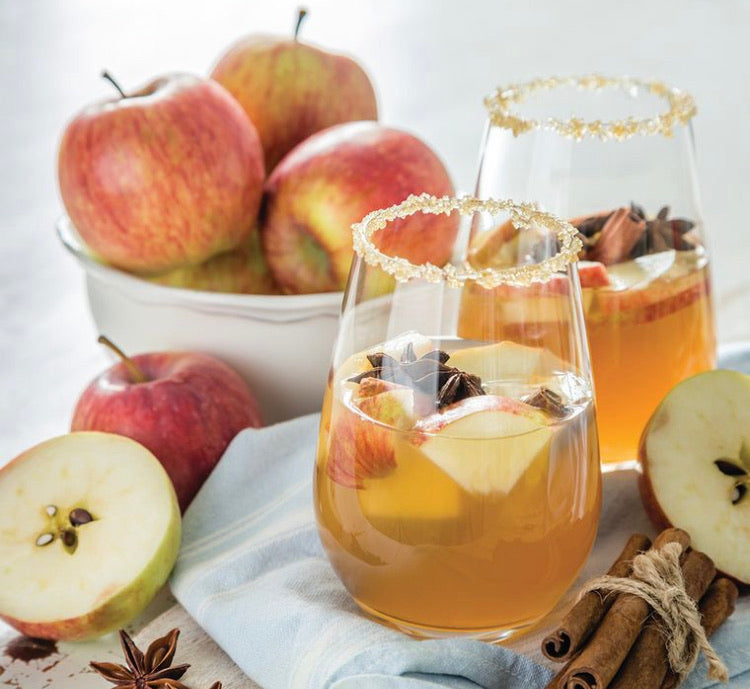Apple Pie Wine