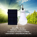 15w Solar Powered Led Bulb Lamp Solar Energy Camping lamp