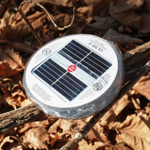 Inflatable Solar Camping Lantern, Solar Powered Light Emergency Light