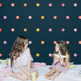 Watercolor Confetti Wall Sticker Pack | P1031