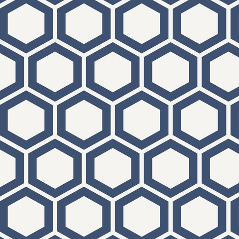 Hexagon Honeycomb | W1003