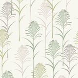Art Deco Leaf Pattern | W1032