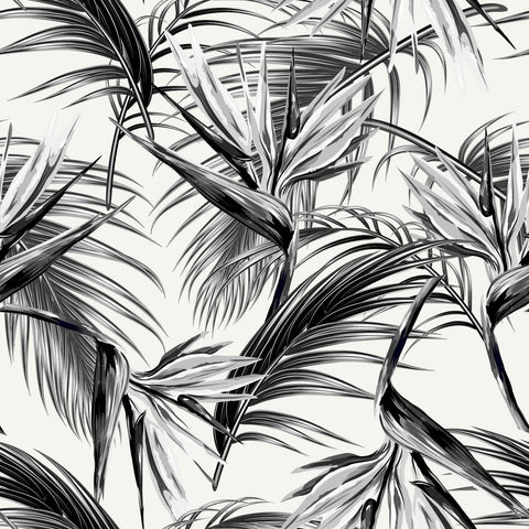 Bird of Paradise Pattern | W1146