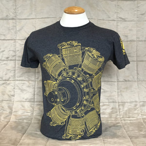 Radial Engine T-Shirt
