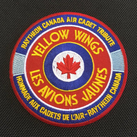 Yellow Wings Crest