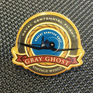 Gray Ghost Pins (Corsair)