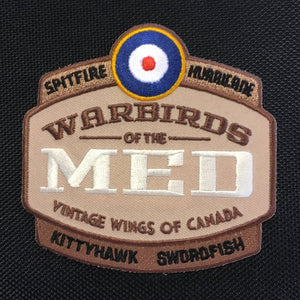 Warbirds of the Med Crest