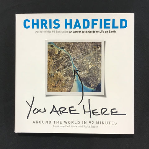 'You Are Here' by Chris Hadfield