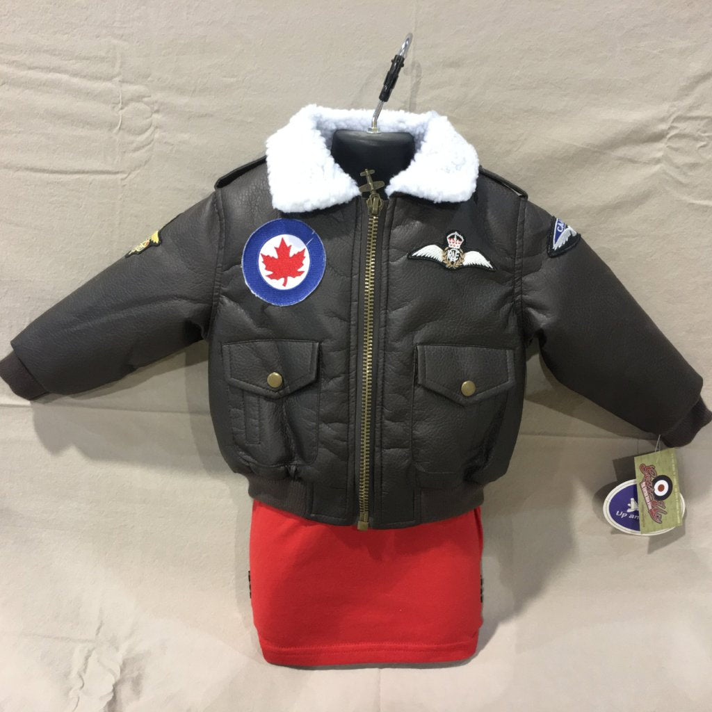 Children's Bomber Jacket