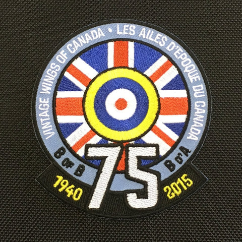 Battle of Britain 75th Anniversary Crest