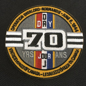 D-Day 70th Anniversary Crest