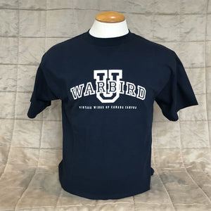 Warbird U T-Shirt - Navy-Blue