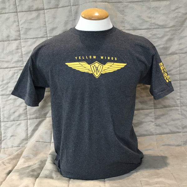 Yellow Wings T-Shirt