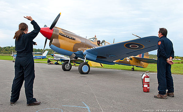 Curtis P-40 Kittyhawk