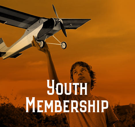 Youth Membership - Adhésion Jeunesse