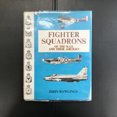 Fighter Squadrons by John Rawlins