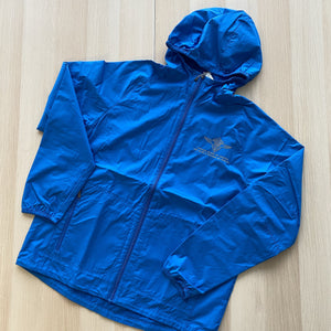 Packable Jacket - Olympic Blue