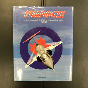 Starfighter by David L. Bashow
