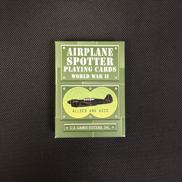 Airplane Spotter Deck
