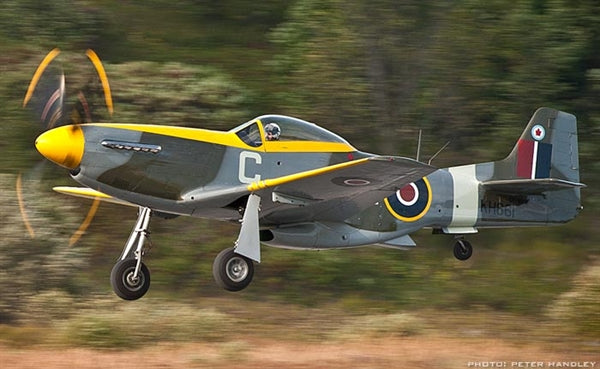North American Mustang IV