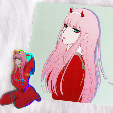 Darling Stickers & Prints