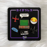 Bebop Filler Pins