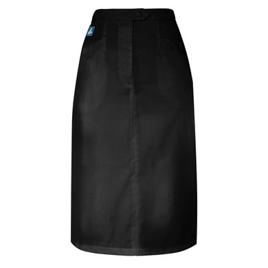 Mid-Calf Length Angle Pocket Skirt