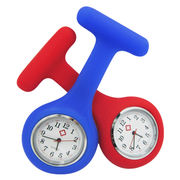 Nurses' Silicone Lapel Watches