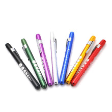 LED Penlight with Pupil Gauge