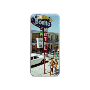 Bonito Motel, 1960's Wildwood, NJ - iPhone 5/5s/Se, 6/6s, 6/6s Plus Case