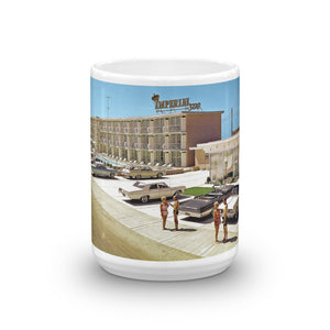 Imperial 500 1960's, Wildwood, NJ - Mug