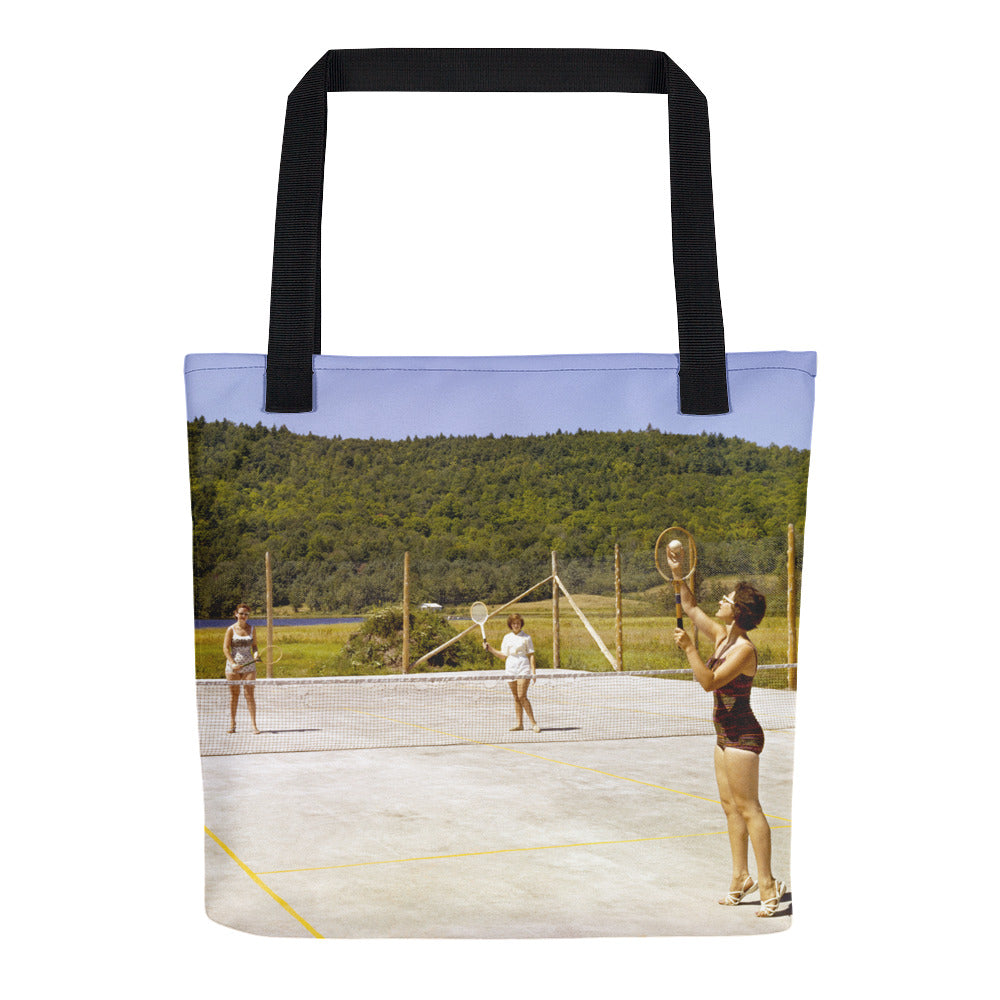Four Seasons House, Pottersville, NY - Tote Bag