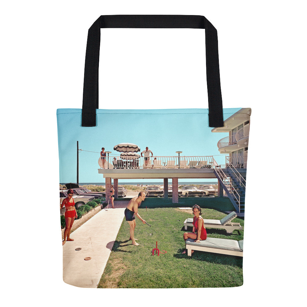 Imperial 500 Motel 1960's Wildwood, NJ - Tote Bag