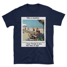 Beach Waves Motel, 1960's Wildwood, NJ - Unisex T-Shirt