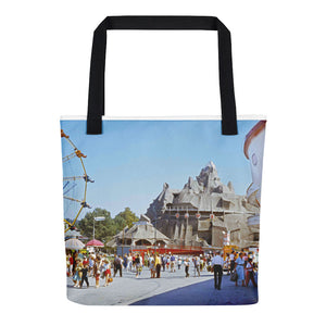 Willow Grove Amusement Park 1960's - Tote Bag