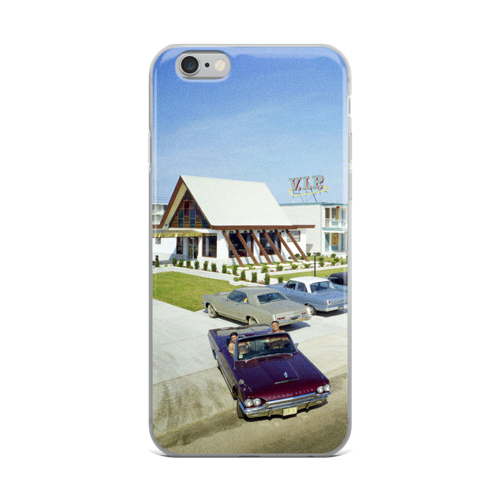 VIP Motel, Wildwood, NJ - iPhone 5/5s/Se, 6/6s, 6/6s Plus Case