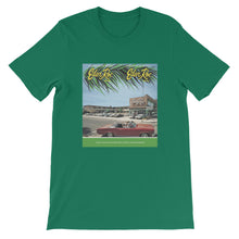 Eden Roc Motel, Wildwood, NJ 1960's Brochure Cover on a T-Shirt
