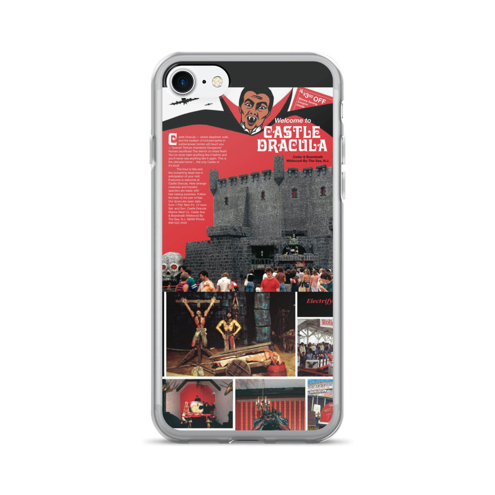 Castle Dracula - iPhone 7/7 Plus Case