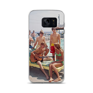 Gondolier Motel, Wildwood NJ 1960's Pool - Samsung Case