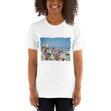 Surfing Competition 1960's Long Boards, Virginia Beach - Short-Sleeve Unisex T-Shirt