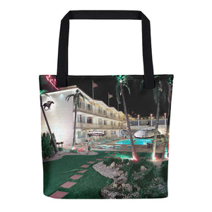 Hialeah Motel 1960's Wildwood, NJ - Tote Bag