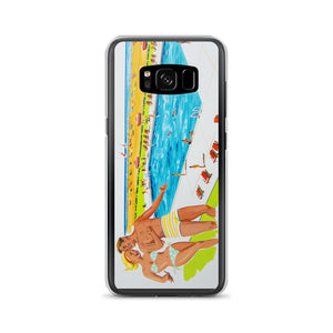 Wildwood Color Art work - 1960's  - Samsung Case