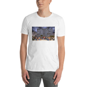Castle Dracula, Wildwood, NJ - 1970's - Short-Sleeve Unisex T-Shirt