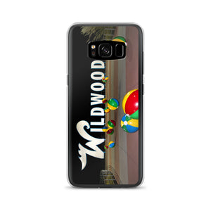 The Wildwoods Sign on the Boardwalk - Samsung Case