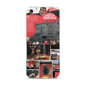 Castle Dracula - iPhone 5/5s/Se, 6/6s, 6/6s Plus Case