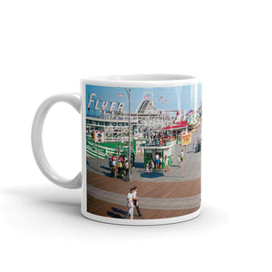 Hunt's Pier 1960's Wildwood, NJ - MUG