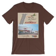 1959 Plachter Oldsmobile - Unisex Short Sleeve T-Shirt